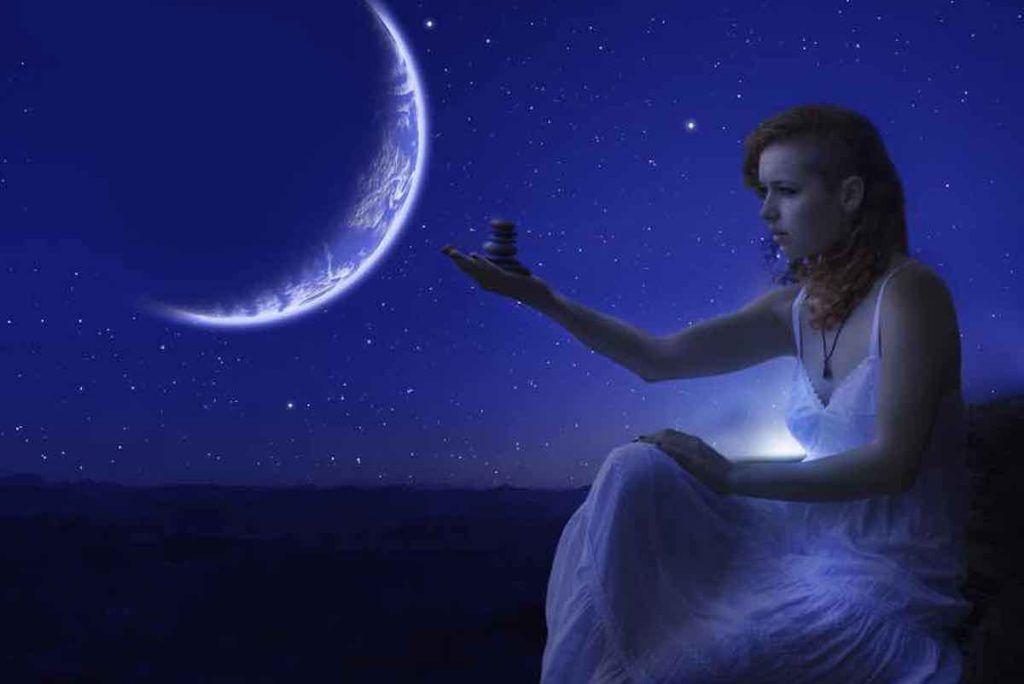 nouvelle lune de février 2020 apportera des énergies positives