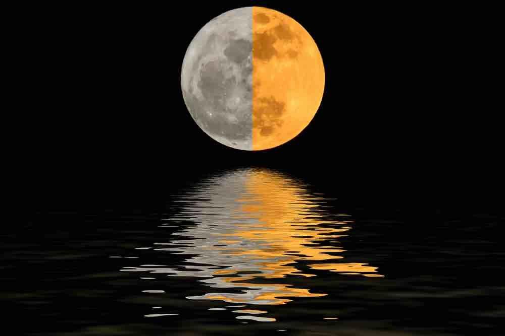 pleine lune en Lion du 9 février 2020