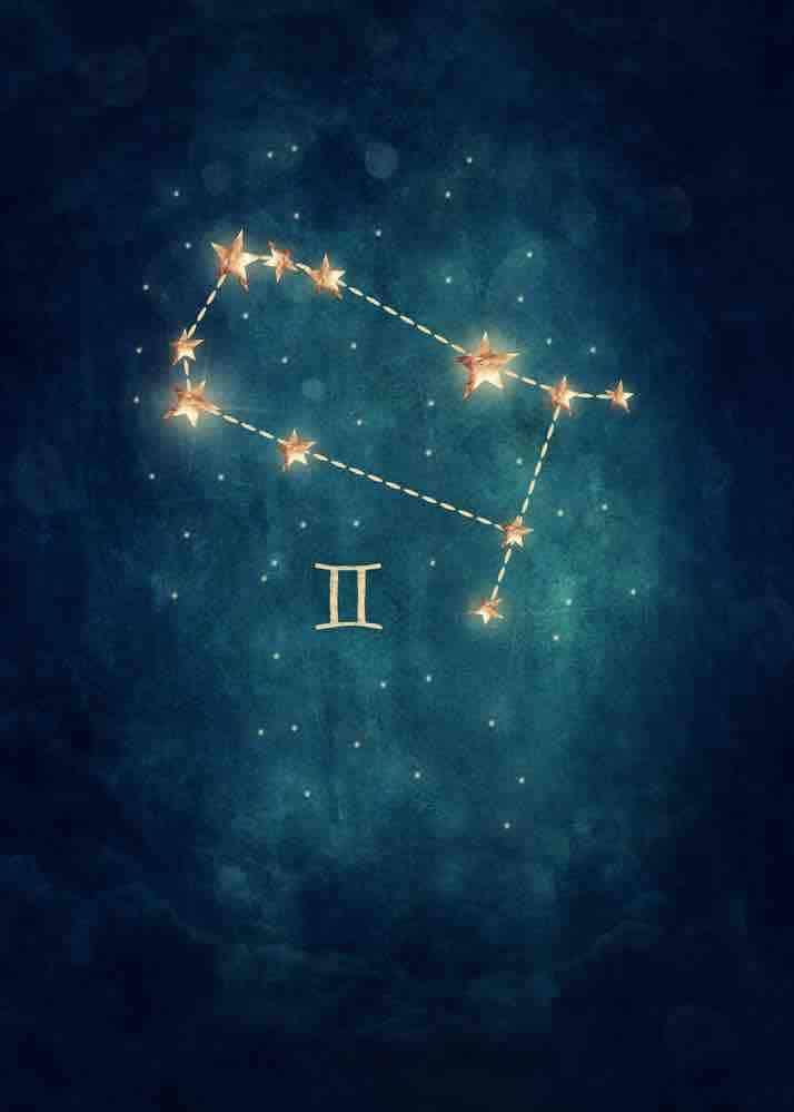 Gémeaux-zodiaque