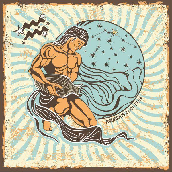 Verseau-zodiaque
