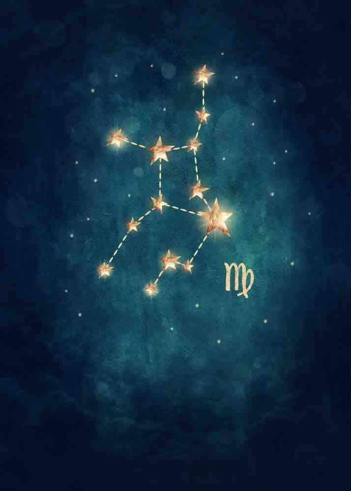 Vierge-zodiaque