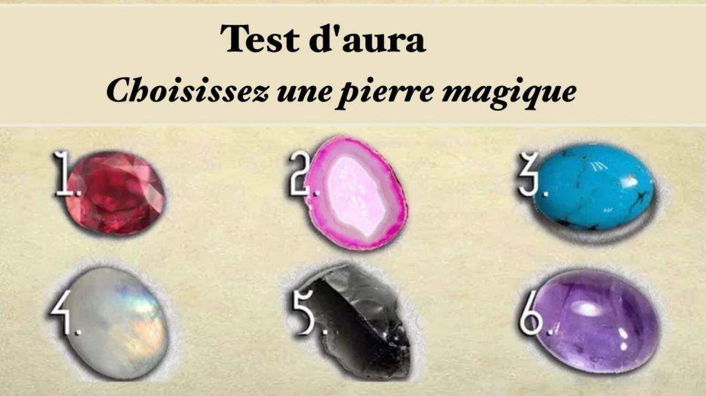 Test aura