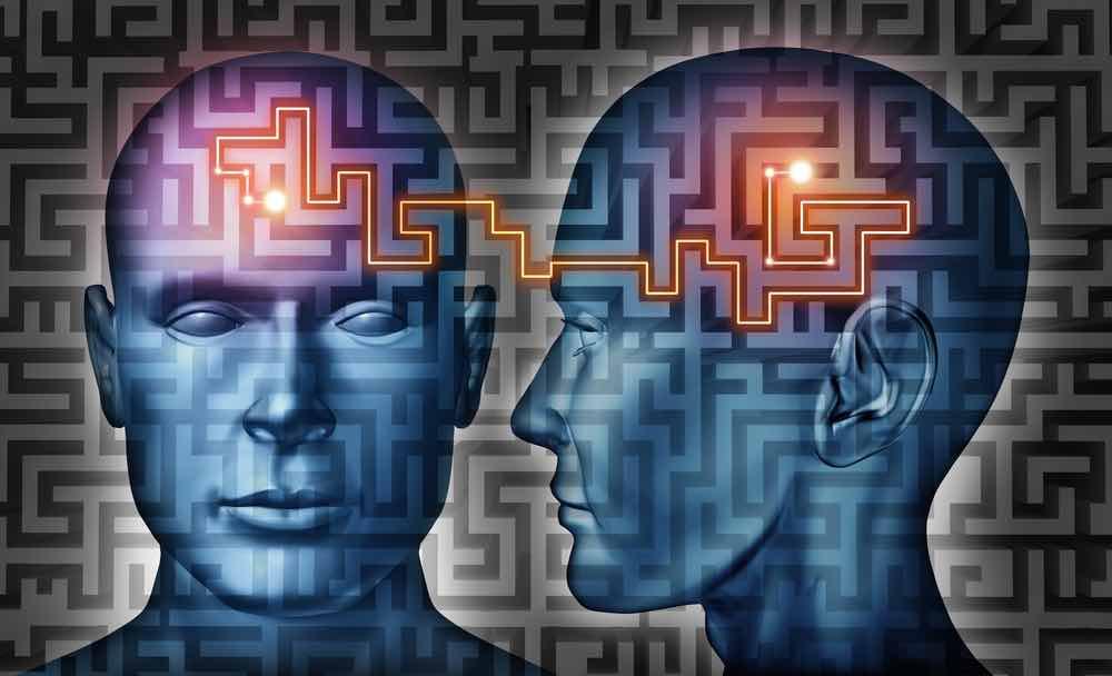 interaction extrasensorielle à distance