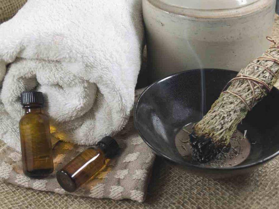 purifier avec de la sauge