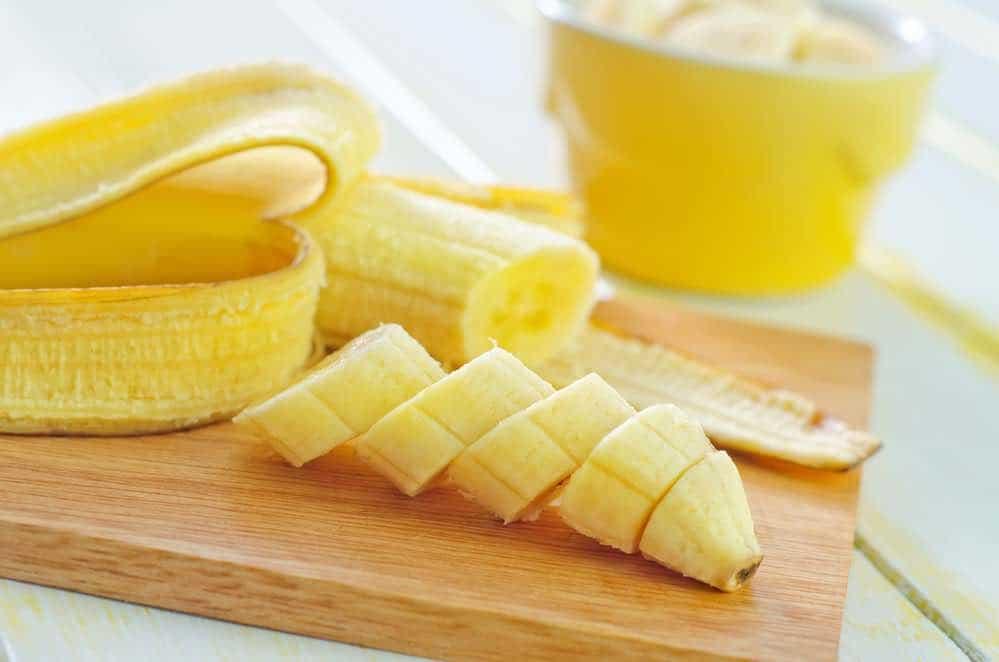 raisons de manger des bananes