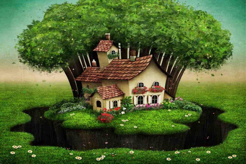 élever la vibration de votre maison