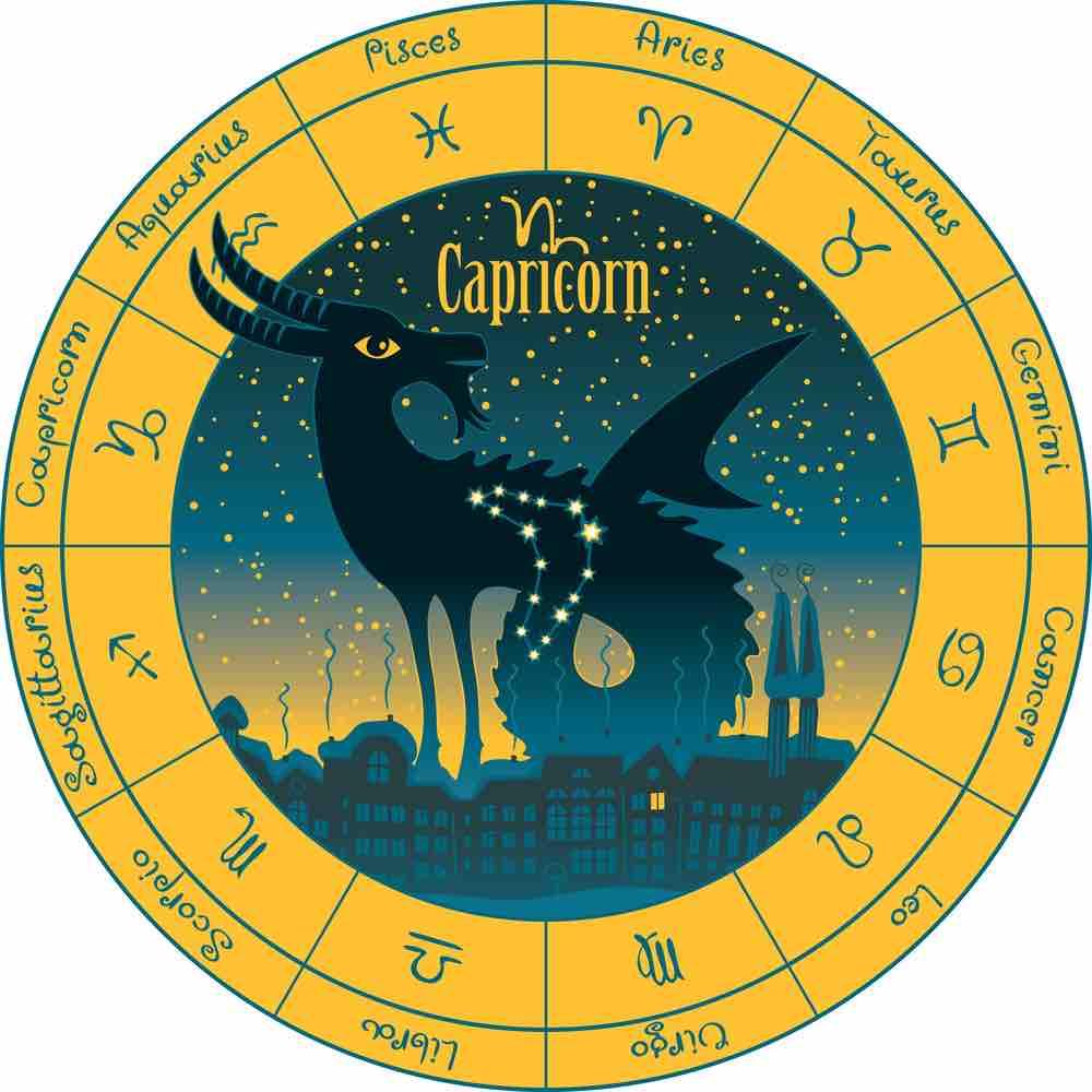 zodiaque Capricorne