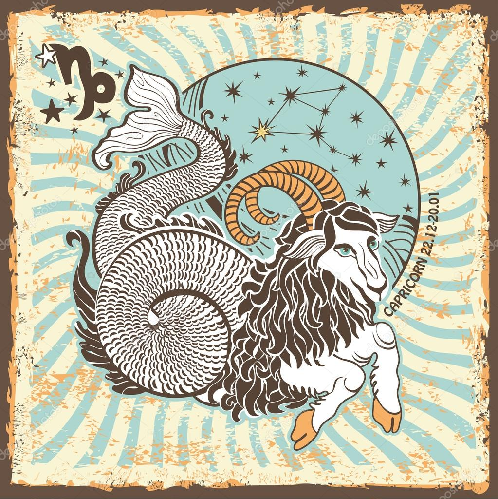Capricorne zodiaque