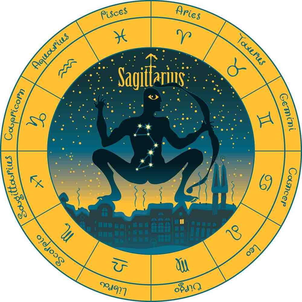 Zodiaque sagittaire
