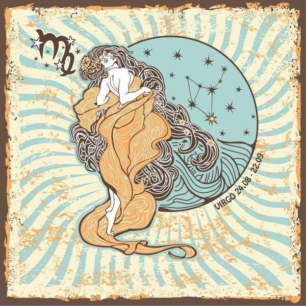 Vierge zodiaque