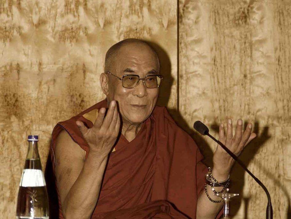 règles de vie du Dalaï Lama