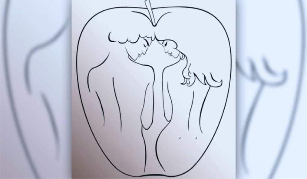 Test d'Adam et Eve