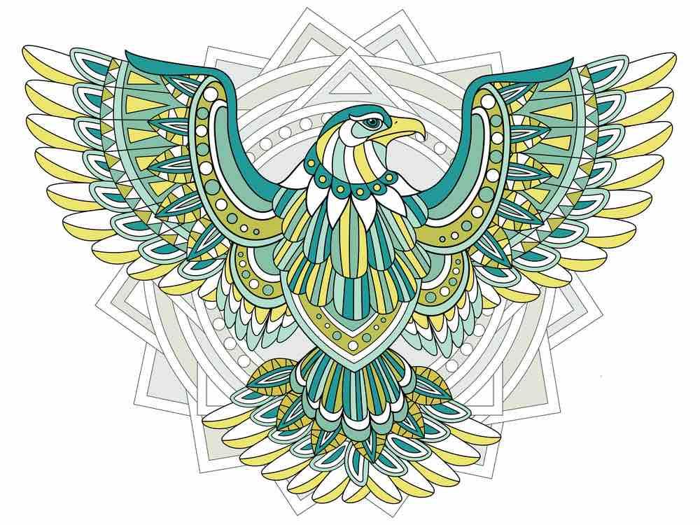Totem de l'aigle