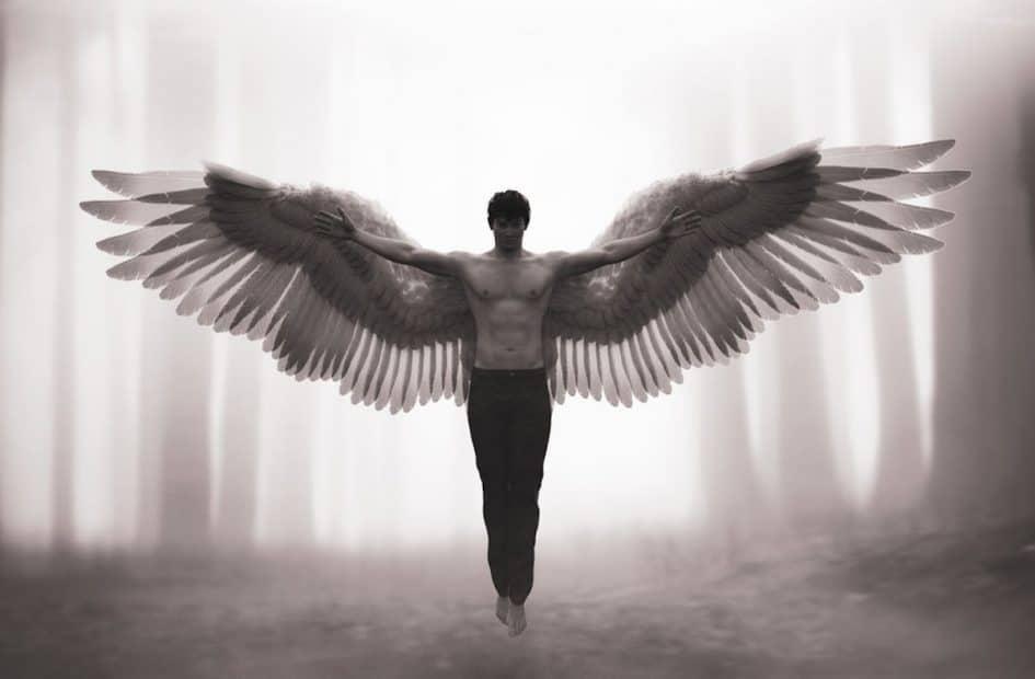 vous êtes un ange terrestre