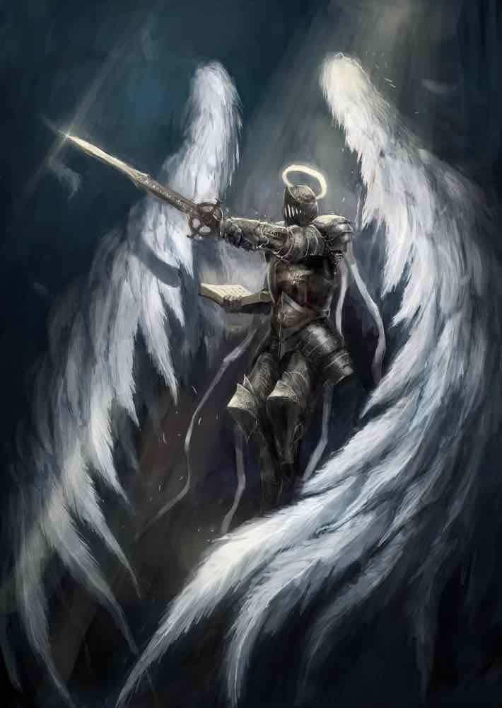 test angélique