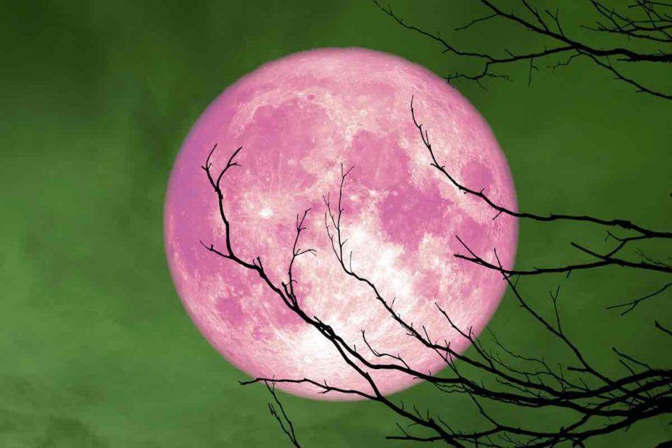 éclipse lunaire de juin 2020