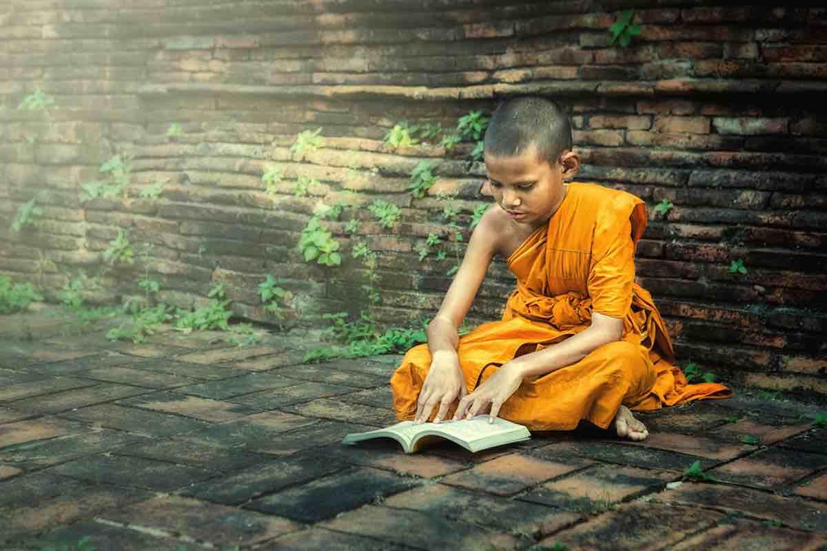 histoire bouddhiste