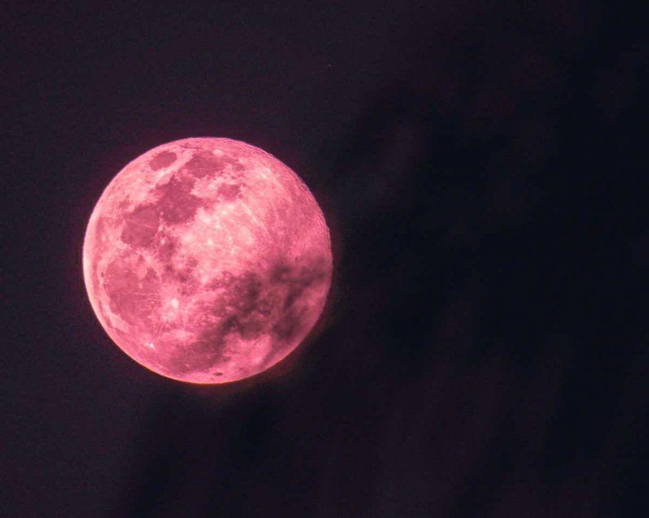 La pleine lune du 5 juin 2020 apporte une belle éclipse lunaire ...