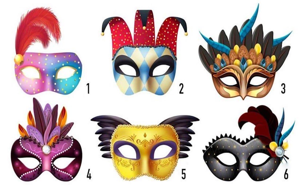 Choisissez un masque