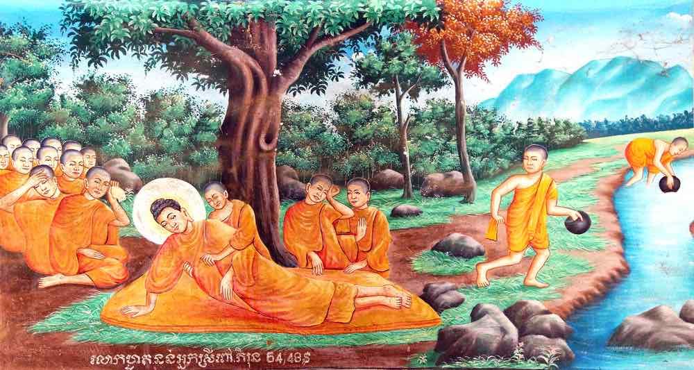 phrases bouddhistes