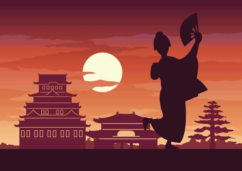 legende japonaise