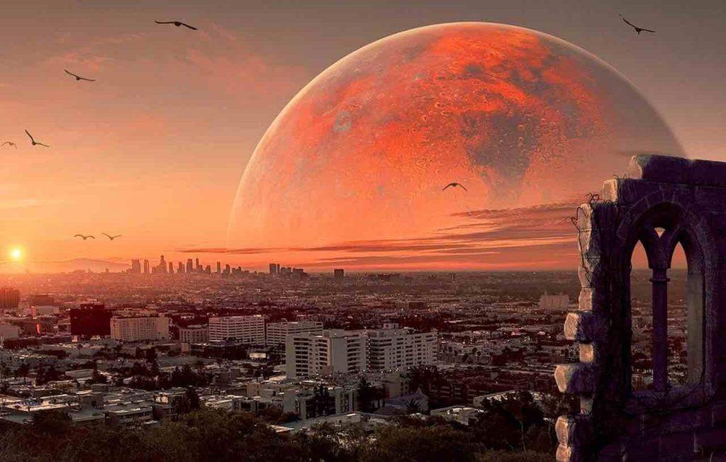 Mars Rétrograde 2020