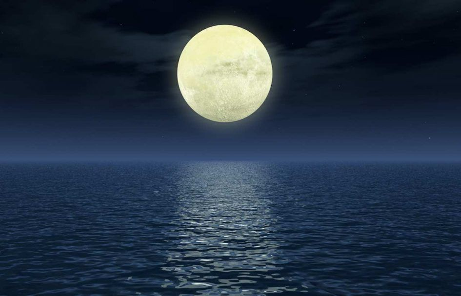 Pleine lune du 1er octobre 2020
