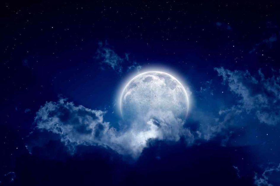 Pleine lune du 1er octobre