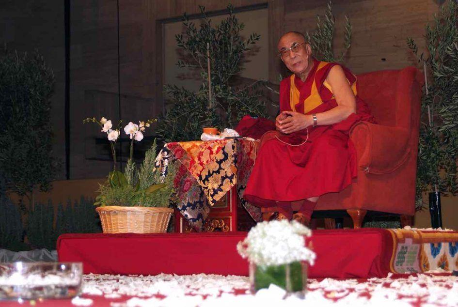 album Dalaï Lama Inner World