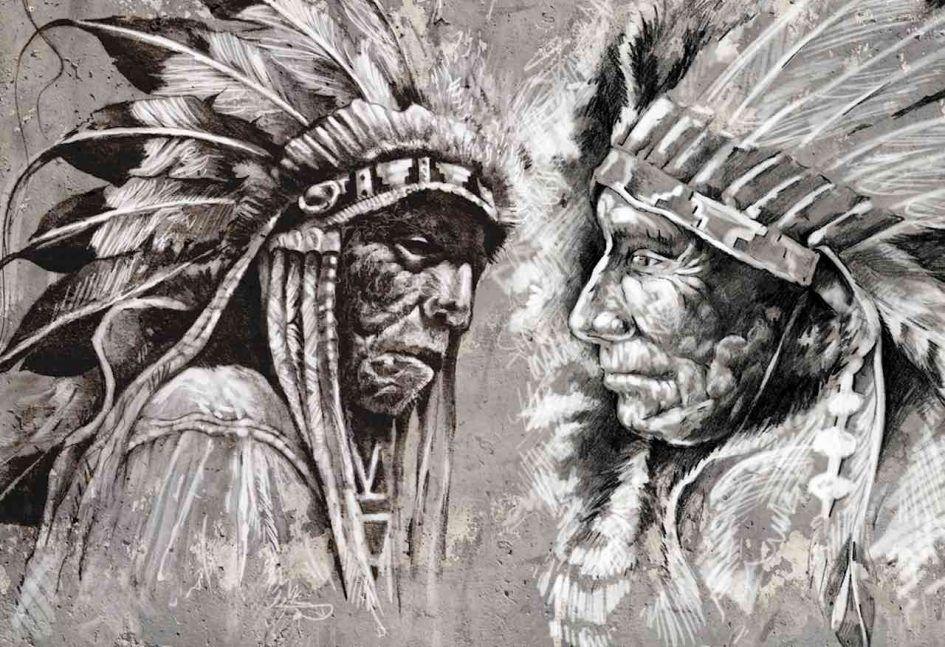 légendes amérindiennes