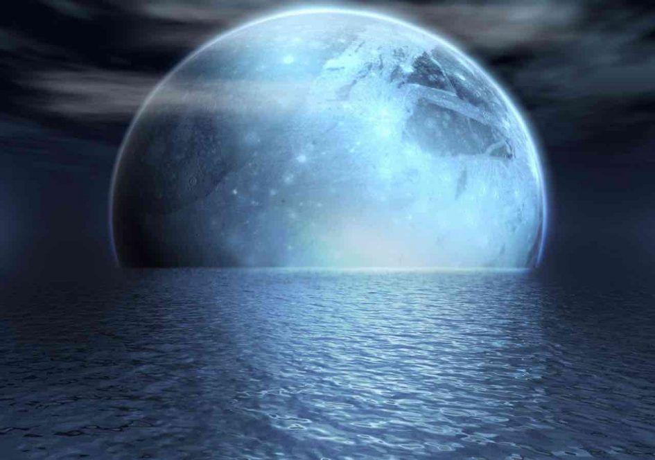 plus affectés par la pleine lune du 31 octobre 2020