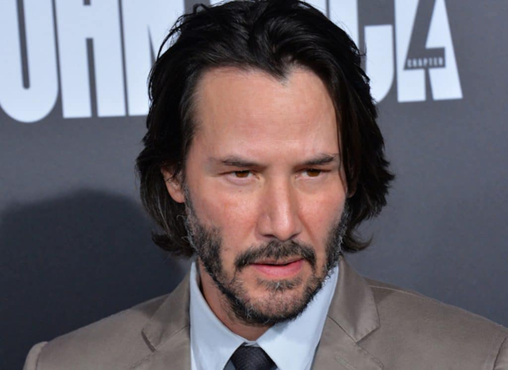 Keanu Reeves quand nous mourons