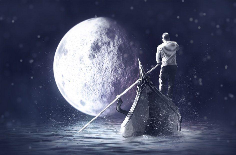 pleine lune en Cancer de décembre