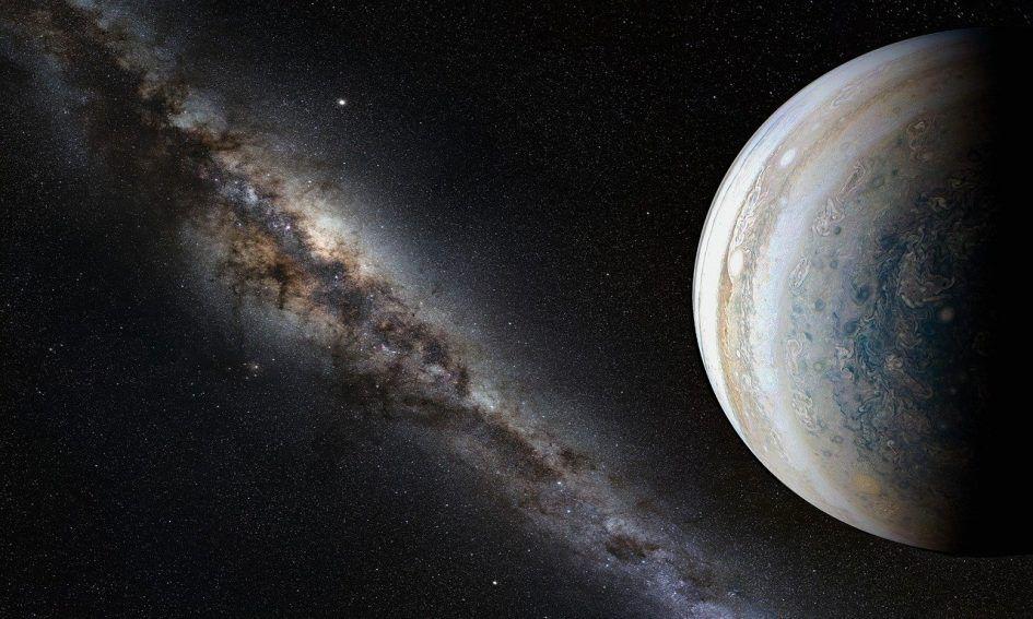 Jupiter est entré en Verseau