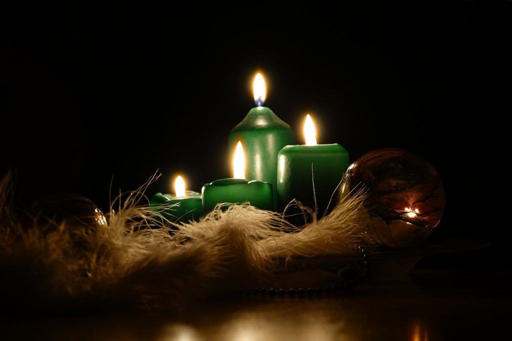 parabole des 4 bougies