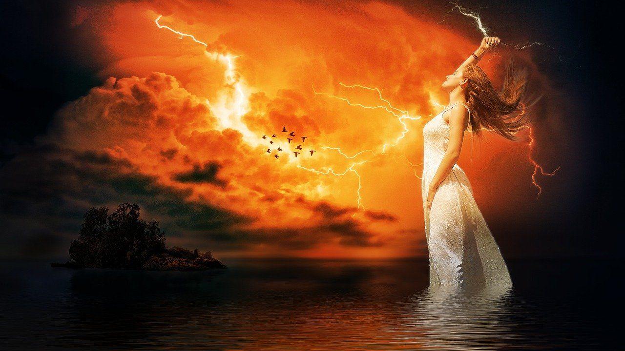 secrets puissants déesse