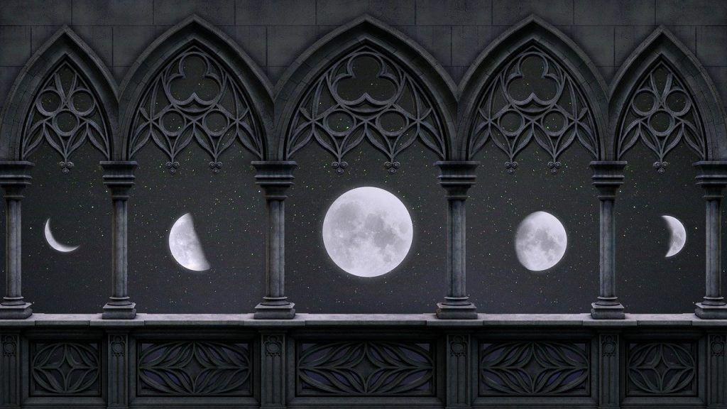 Phases de Lune pour 2022