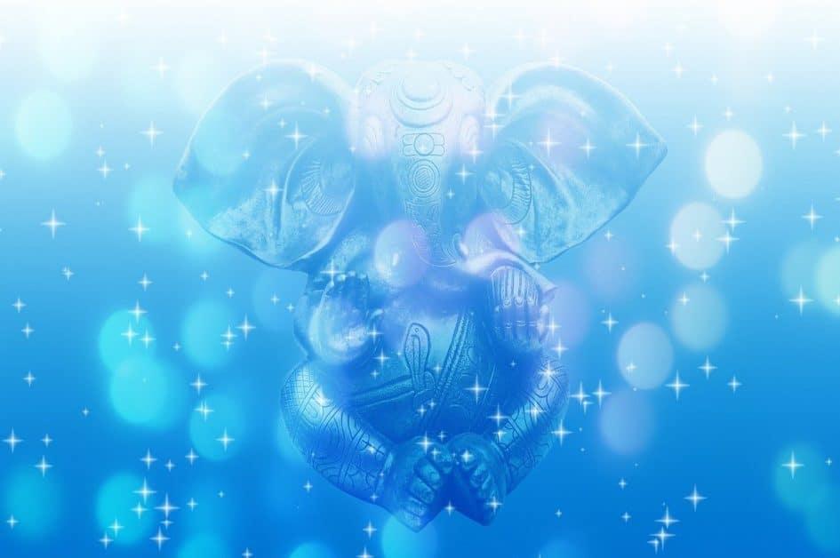 éléphant porte-bonheur