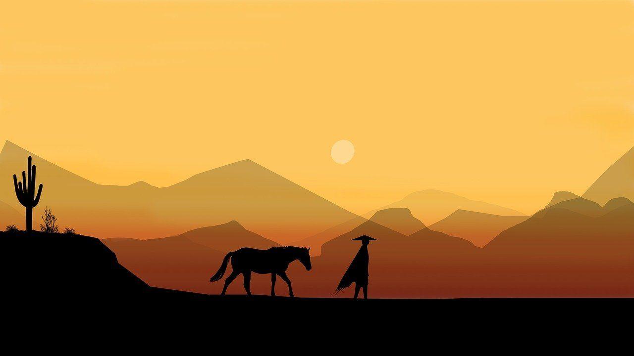Le cheval perdu