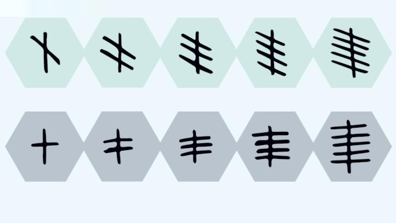 symbole Ogham