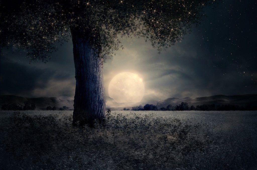 Pleine lune du 28 mars 2021