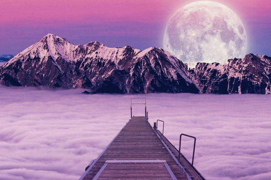 Pleine lune du 27 avril 2021
