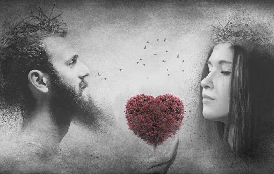 comment est l'amour