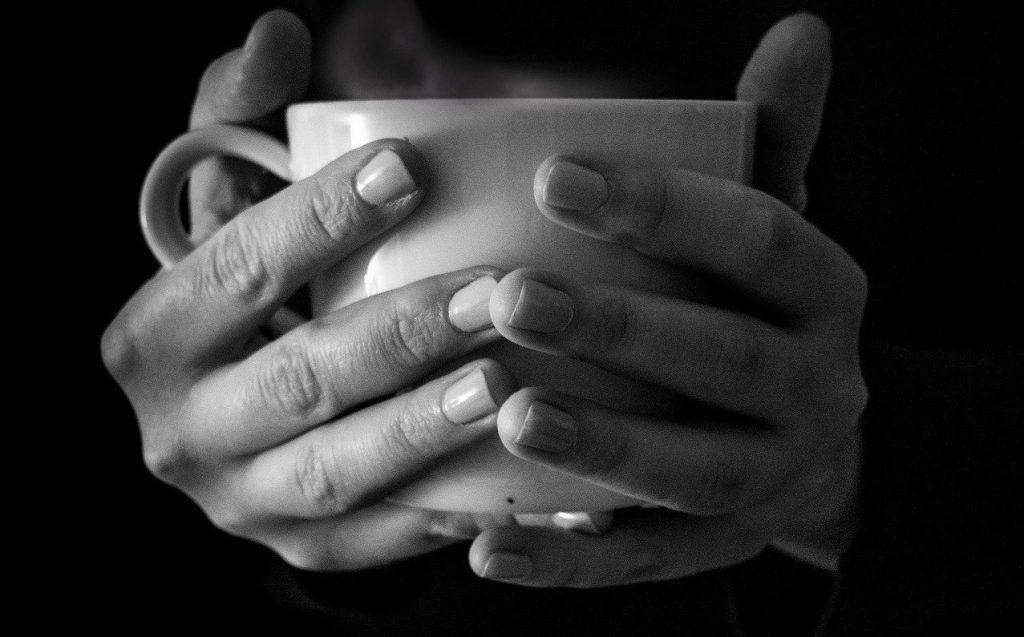 tasse de thé parfait