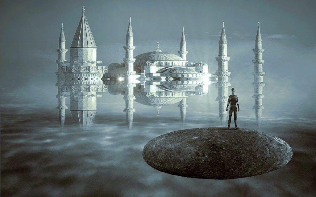 royaumes du voyage spirituel