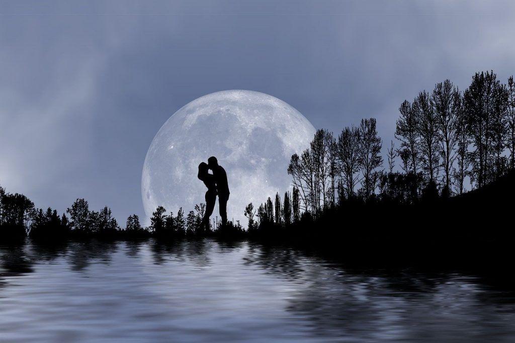 Pleine lune du 22 août 2021