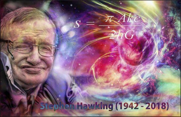 apprendre de Stephen Hawking