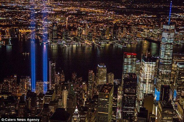 ange du World Trade Center