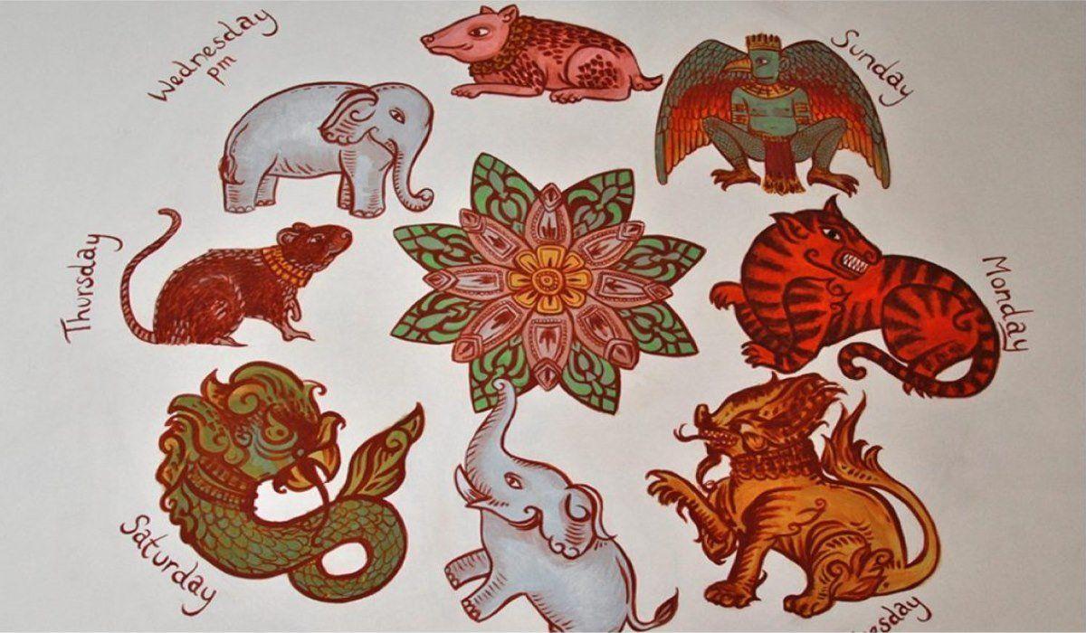 zodiaque birman