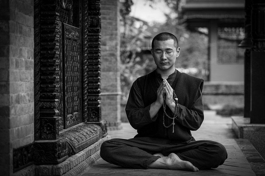 méditation puissante